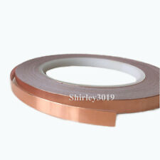 1 Roll Single Conductive COPPER FOIL TAPE 4MM X 30M X0.06mm  Electronic Tool
