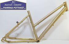 ALU-Rahmen Damen-Trekking Trapez 28er RH 45cm Canti Nabenschaltung BSA xx7