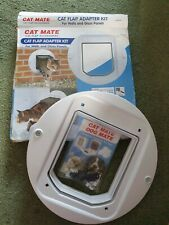 Cat Mate (Pet Mate) Adapter Kit 360W For 360 Cat Flap Walls And Glass Panels