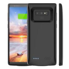 Samsung Galaxy Note 9 Extended Battery Case 5000mAh Full Edge Protection Black
