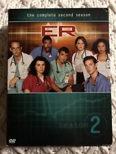 ER - The Complete Second Season (E.R. Multi-Disc Set) DVD - Limited 1 Available