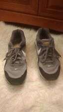 Men's Black, Gray & White LIVESTRONG Nike Shoes Sz 14 Lace up