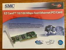 SMC Networks Fast Ethernet PCI Card