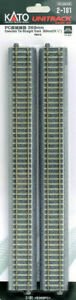 "Kato HO Scale UniTrack Code 83 Concrete Tie 369mm Straight 14.5"" (4 Pcs) 2-181"