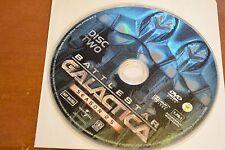 Battlestar Galactica Second Season 2.5 Disc 2 Replacement DVD Disc Only **