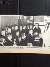L3-8 Ephemera 1975 Picture Ramsgate St Laurence Church Rev Yarker Junior School