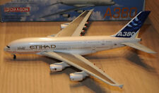 DRAGON WINGS 1/400 Airbus A380 ETIHAD  F-WWDD