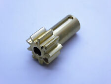 PIGNONE//aperto per Bosch JD 12v//24v 1,8 CV Oldtimer STARTER//AVVIAMENTO PINION