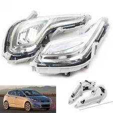 Front Left & Right Fog Lights For Hyundai ACCENT 2012-2016