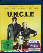 Codename U.N.C.L.E. (Blu-ray/2D - ca. 116 Minuten ohne DIGITAL ULTRAVIOLET)