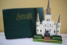 Shelia'S 1998 Jackson Square New Orleans, La Shelf Sitter Lou01 Nib (S5120)