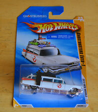 HOT WHEELS GHOSTBUSTERS ECTO-1 WHITE WAGON 2010 new models