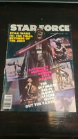 Star Force Magazine Feb 1981 Star Wars Revenge of the Jedi !!!