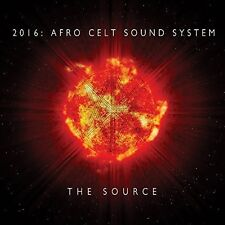 Afro Celt Sound System - Source [New CD] UK - Import