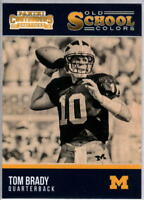 2016 Panini Contenders Draft Picks Football - Old School Colors - Pick A Player