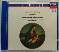 Ave Maria - Sacred Arias / Sutherland, Pavarotti, et al by Marilyn Horne(cd3425)