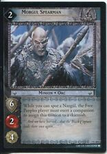 Lord Of The Rings CCG Card RotK 7.C201 Morgul Spearman