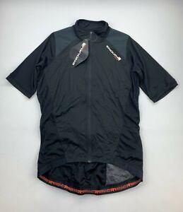 Endura MTR Windproof Jersey Size Men's XL Black New