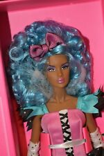 Integrity Jerrica Jem and holograms Regine Cesaire doll NRFB +Shipper HTF Beauty