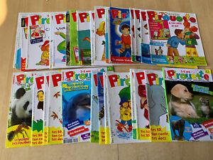 lot 30 magazines Jeunesse : PIROUETTE / 5-8 ans livres