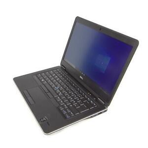 DELL Latitude E7440 Intel Core i5-4310U 2,00 GHZ 8GB RAM 128GB SSD WIN 10 PRO