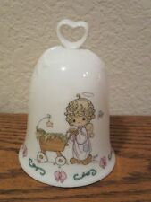 Precious Moments Bringing God'S Blessing To You Collector Bell 1995