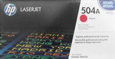 Original HP CE253A Toner magenta für Color LaserJet CP3525   504A   Karton C