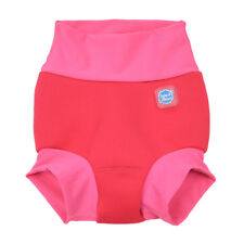 Splash About Baby Kids Improved Happy Nappy Pink Geranium 2-3 Years