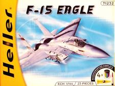 Heller 1:144 F-15 Eagle Aircraft Gift Set Model Kit