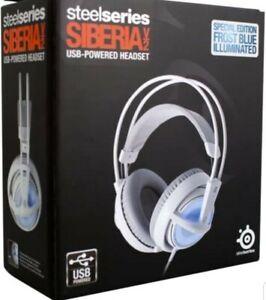 SteelSeries Siberia V2 - Auriculares de diadema para videojuegos de tamaño...