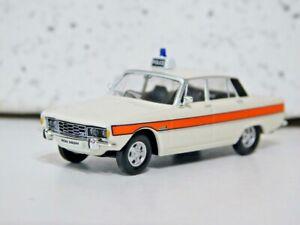 Brekina 15107  1/87 Rover P6 Police Car  NIB