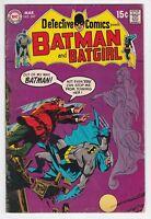 Detective Comics #397 VG 4.0 Batman Robin Batgirl Neal Adams Art!