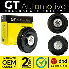 CRANKSHAFT PULLEY FITS AUDI A4 A5 A6 A7 A8 2.7 3.0 TDI VW TOUAREG 3.0 V6 TDI