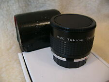 Tokina lens doubler for Olympus OM RMC 2X WITH CASE