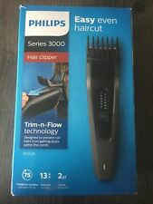 Philips Series 3000 HC3520 Cordless corded Hair Clipper - Grey/Black