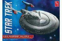 AMT Star Trek USS Enterprise 1701E Science Fiction Plastic Model Kit NEW Sealed