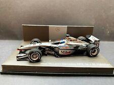 Minichamps - Mika Hakkinen - McLaren - Mp4/16 - 2001 -1:43 -  Mercedes Promo