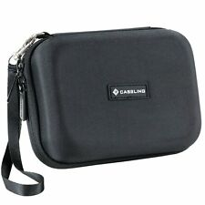 Caseling Hard Carrying GPS Case for up to 5-inch Screens. For Garmin Nuvi ...