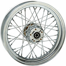 "40 SPOKE 16"" REAR WHEEL 16 X 3 HARLEY SPORTSTER XL 883 883C 1200 1200C 00-04"