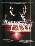 Kamikaze Taxi (DVD, 2004, Widescreen, Region 1) Usually ships within 12 hours!!!