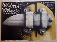 Phantom of Liberty/Le fantome de la li - Luis Bunuel - Polish Poster Czerniawski