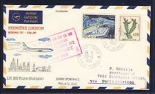53813) LH FF Paris - Stuttgart 23.4.68, SoU ab Monaco