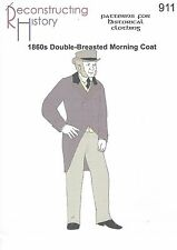 Schnittmuster RH 912: 1860s Tweedside Jacket