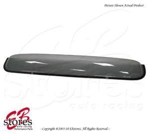"""Rain Guard Top Visor Light Gray Sun Roof 880mm (34.6"""") For 1995-99 Toyota Tercel"""