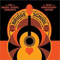 VARIOUS : BRIDGE SCHOOL CONCERT 25TH ANNIVERSARY (CD) sealed