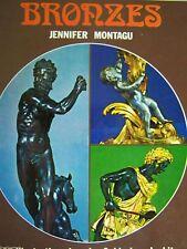 BRONZES BOOK - Jennifer Montagu 1972 edition COLLECTOR SCHOLARS REFERENCE BOOK