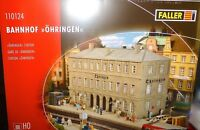 Gare Oehringen Kit de Montage 335x112x180 mm Faller 110124 H0 1:87 Emballage