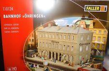 Bahnhof Öhringen Bausatz 335x112x180 mm Faller 110124 H0 1:87 OVP U'B µ *