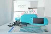 Exc. HSN-0039 PSP-3000 console HATSUNE MIKU Limited PlayStation Portable 7895