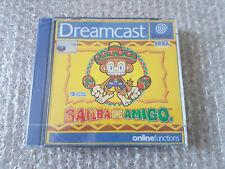 Sega Dreamcast - Samba de Amigo - Sealed - New -